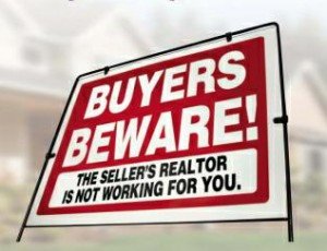 A good reason to get a buyer's agent