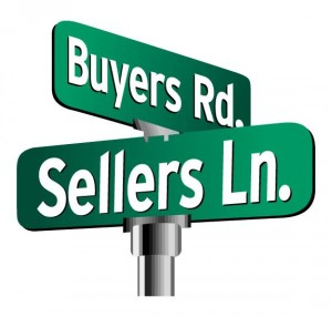 A brief visual explanation of the need for separate buyer's agents and listing agents